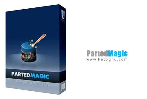 نرم افزار Parted Magic