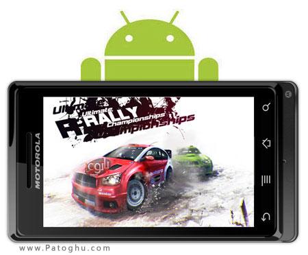 دانلود بازی مسابقات رالی Ultimate Rally Championship v.1.3 – آندروید