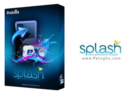 نرم افزار Splash