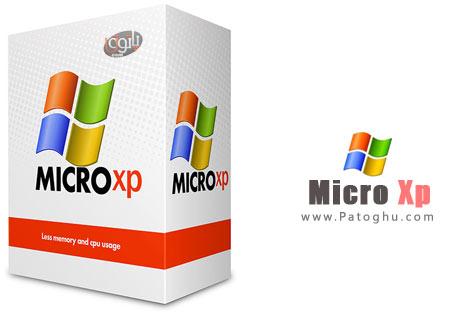 دانلود ویندوز Xp کم حجم و سریع با Micro XP Pro 0.98
