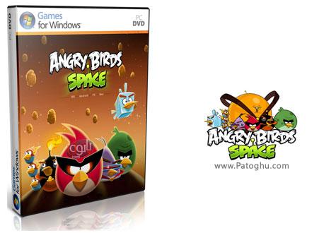 دانلود بازی پرندگان خشمگین فضایی - Angry Birds Space v1.3.0