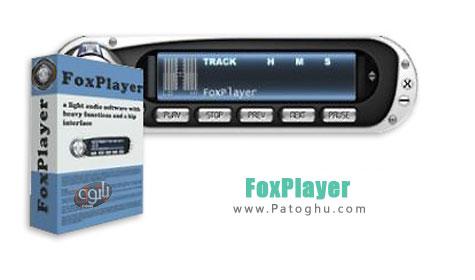 پخش موزیک با پلیر بسیار زیبا و قدرتمند FoxPlayer v2.8.0.0