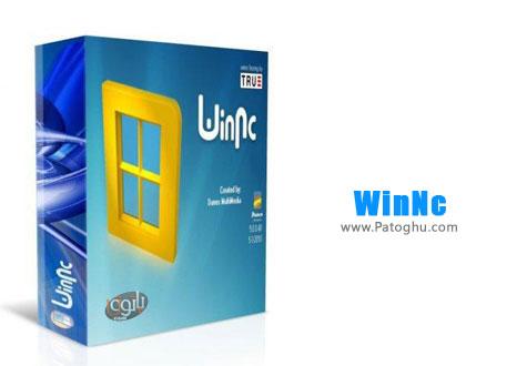 مدیریت فایل در ویندوز با نرم افزار WinNc