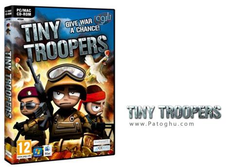 دانلود بازی استراتژیکی و جذاب سربازان کوچک Tiny Troopers