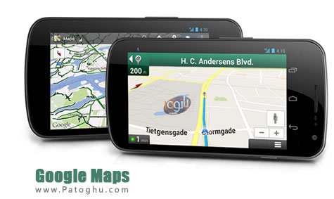 دانلود نقشه های گوگل برای آندروید Google Maps 6.11.1