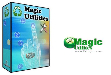 بهینه سازی کامل ویندوز با نرم افزار قدرتمند Magic Utilities 2012 6.20