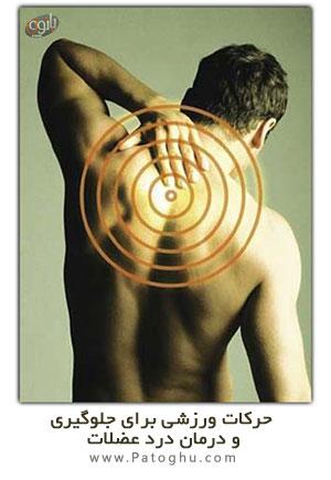 کتاب الکترونیک حرکات ورزشی برای جلوگیری و درمان درد عضلات