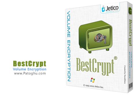 رمزگذاری و محافظت از فایلها با نرم افزار BestCrypt Volume Encryption v.3.50.02