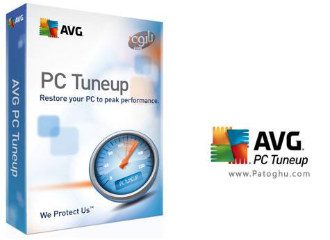 بهینه سازی و افزایش سرعت ویندوز با نرم افزار قدرتمند AVG PC Tuneup Pro 12.0.4000.108