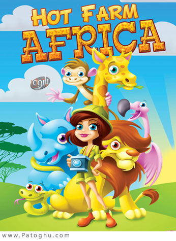 دانلود بازی جذاب و سرگرم کننده Hot Farm Africa 2012