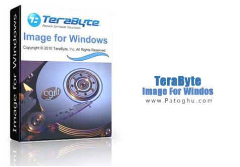ساخت نسخه پشتیبان به صورت ایمیج از ویندوز با نرم افزار Terabyte Image for Windows4
