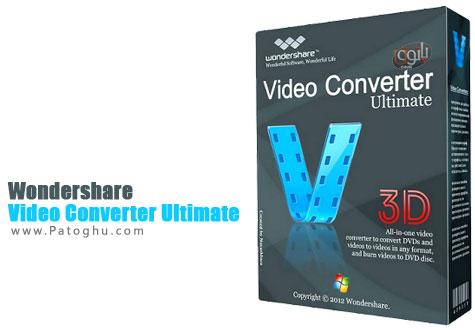 تبدیل آسان و حرفه ای ویدیوها با نرم افزار Wondershare Video Converter Ultimate v6.0.0.18