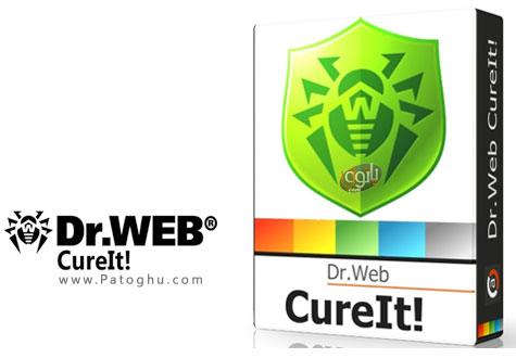دانلود آنتی ویروس رایگان و قابل حمل دکتر وب - Dr.Web CureIt! 7.0B