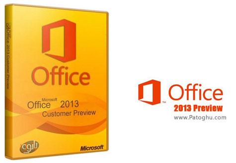 دانلود آفیس 2013 - نسخه آزمایشی - Microsoft Office 2013 Pro Plus Preview