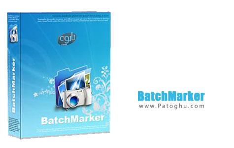 قرار دادن واترمارک دسته جمعی روی عکس ها با نرم افزار BatchMarker 3.5.1