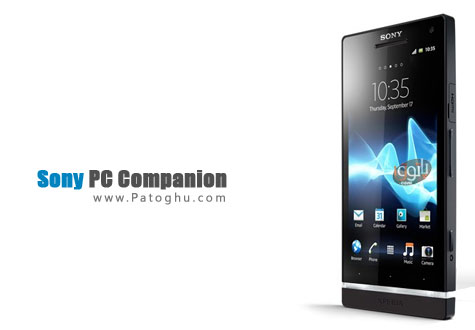 مدیریت گوشی های سونی با نرم افزار Sony PC Companion v2.10