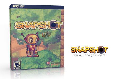 دانلود بازی بسیار جذاب ربات گم شده - Snapshot