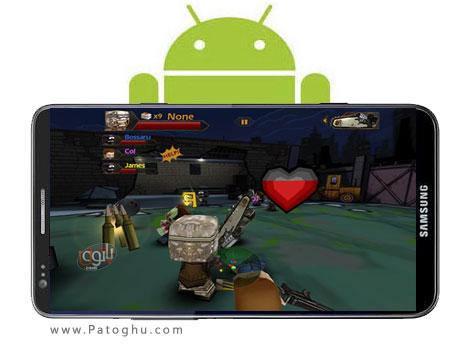 دانلود بازی اکشن و فوق جذاب Call of Mini Zombies v1.0 آندروید