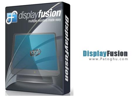 نرم افزار مدیریت چندین مانیتور با یک سیستم DisplayFusion Pro 4.1