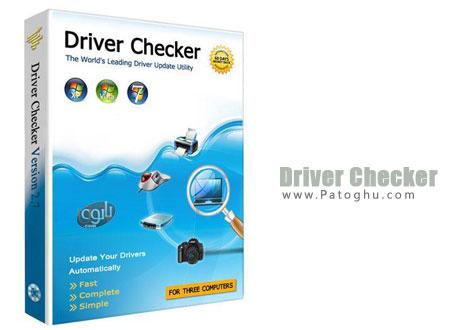 آپدیت اتوماتیک درایورها با نرم افزار Driver Checker 2.7.5