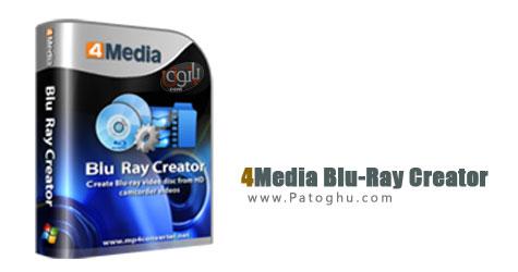 رایت فیلم بصورت بلو-ری با نرم افزار 4Media Blu-Ray Creator 2.0.4