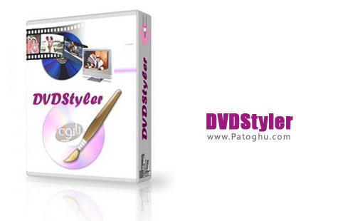 ساخت منو دی وی دی فیلم ها با نرم افزار DVDStyler