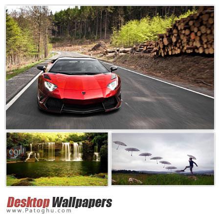 دانلود مجموعه والپیپرهای دیدنی برای دسکتاپ - Desktop Wallpapers