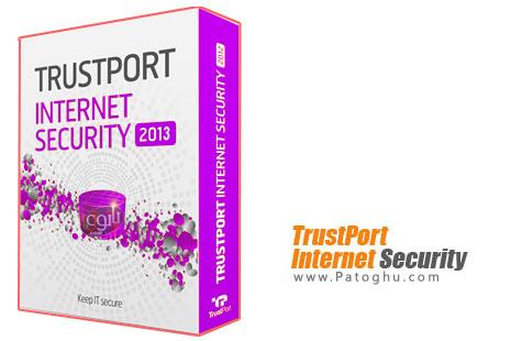 تامین امنیت سیستم با اینترنت سکوریتی قدرتمند TrustPort Internet Security 2013 v13.0.0.5060 Final