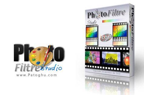 نرم افزار ويرايش حرفه اي تصاوير(جایگزین مناسب فتوشاپ) Photo Filter Studio X 10.6.2