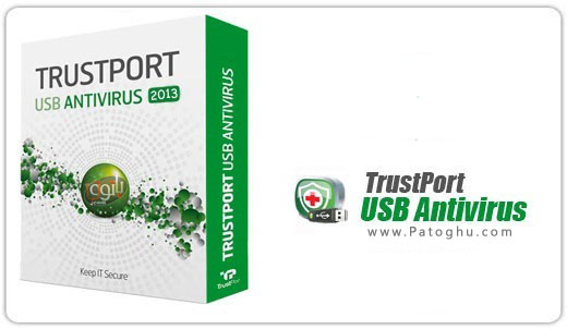 دانلود TrustPort USB Antivirus 2015