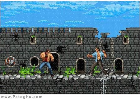 دانلود بازی زیبا و جذاب Dabang Damad The Fighter 2.0 - آندروید