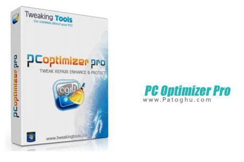 بهینه ساز قدرتمند سیستم با PC Optimizer Pro