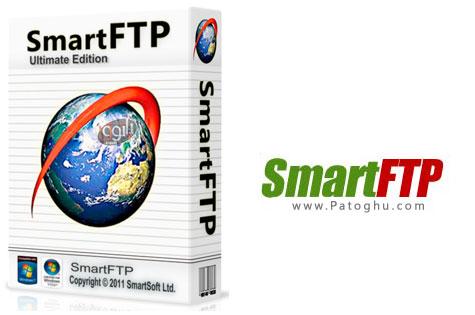 انتقال فایل به سرور FTP با نرم افزار SmartFTP 4.0.1250