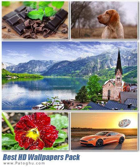 دانلود مجموعه 90 بکگراند با کیفیت HD و زیبا برای دسکتاپ Best HD Wallpapers Pack