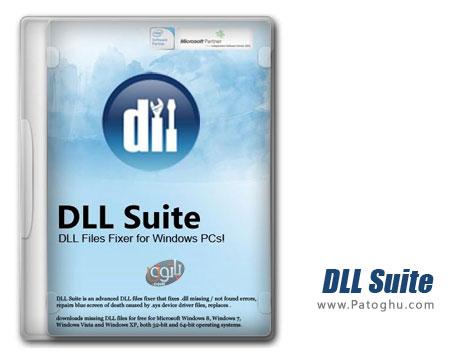 دانلود نرم افزار رفع خطای فایل های DLL با DLL Suite 2013.0.0.2067