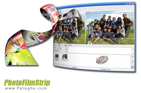 دانلود نرم افزای حرفه ای برای ساختن فیلم از عکس ها PhotoFilmStrip 2.0.0-RC1