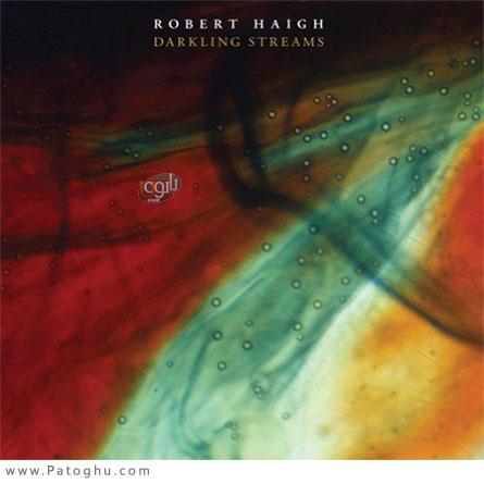 دانلود آلبوم موزیک آرام بخش پیانو Robert Haigh - Darkling Streams 2013