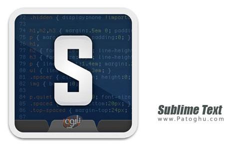 دانلود نرم افزار ویرایشگر متن پیشرفته Sublime Text 3.3056