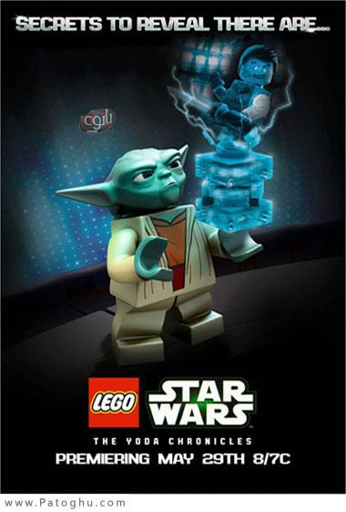 دانلود انیمیشن جنگ ستارگان تاریخچه یودا Star Wars: The Yoda Chronicles 2013
