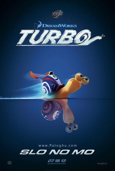 دانلود انیمیشن توربو 2013 با زیرنویس فارسی Turbo 2013