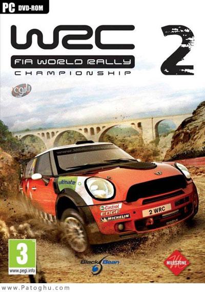 دانلود بازی مسابقات رالی قهرمانی جهان WRC FIA World Rally Championship 4 برای کامپیوتر