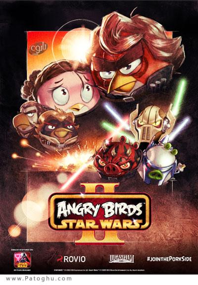 دانلود بازی Angry Birds Star Wars II v1.0.0 برای کامپیوتر