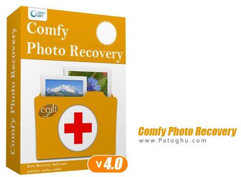 دانلود نرم افزار بازیابی تصاویر حذف شده Comfy Photo Recovery 4.0