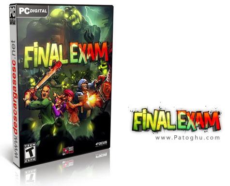 دانلود بازی امتحان نهایی برای کامپیوتر Final Exam