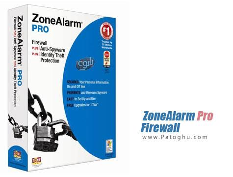 دانلود نسخه جدید فایروال قدرتمند زون آلارم ZoneAlarm Pro Firewall v12.0.104.0