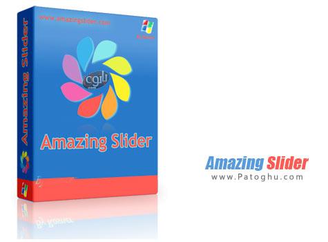 دانلود نرم افزار ساخت اسلاید شو حرفه ای برای سایت Amazing Slider Enterprise 1.8