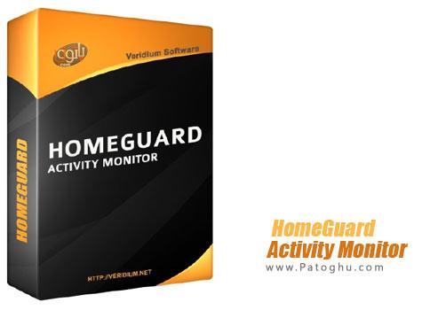 دانلود نرم افزار کنترل کودکان در اینترنت HomeGuard Activity Monitor 1.8.1
