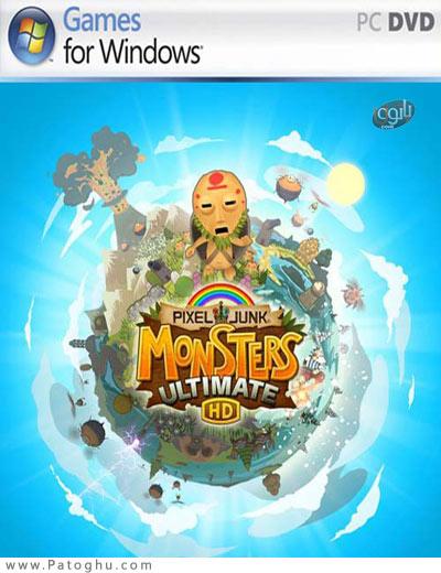 دانلود بازی کم حجم PixelJunk Monsters Ultimate برای PC
