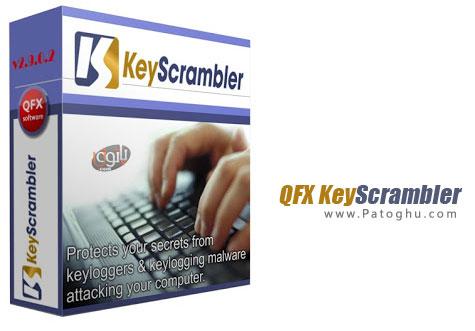 دانلود نرم افزار آنتی کی لاگر و ضد هک QFX KeyScrambler Premium v3.3.0