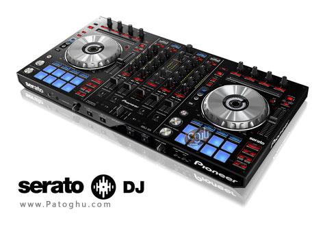 دانلود نرم افزار حرفه ای میکس موزیک Serato DJ 1.5.1.6